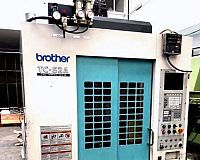 Brother TC-S2A - CNC vertikales Bohr-Fräszentrum